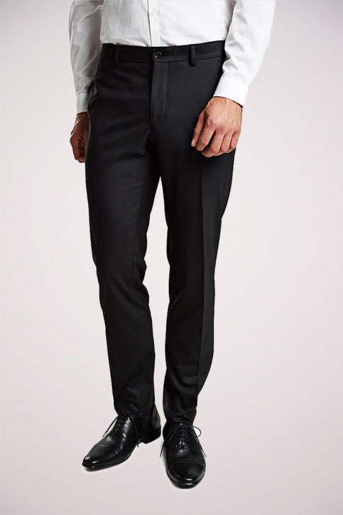 PREMIUM BY JACK & JONES Kostuumbroeken zwart JJROY TROUSERS_BLACK img5