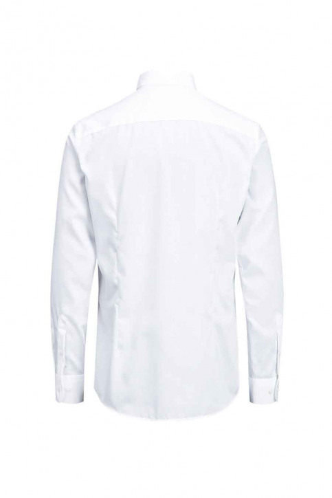 PREMIUM BY JACK & JONES Chemises (manches longues) blanc JPRNON IRON SHIRT LS_WHITE img6