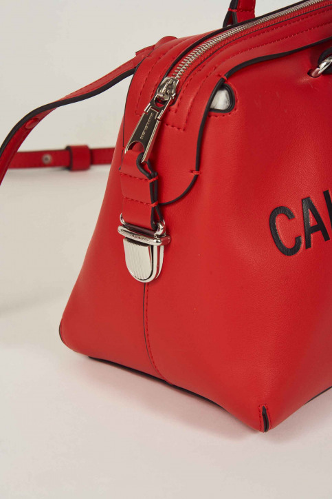 Calvin Klein Handtassen rood K40K400383_623 SCARLET img4