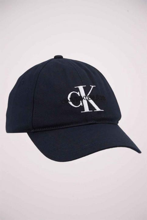 Calvin Klein Petten blauw K50K505618_CFE NAVY img5