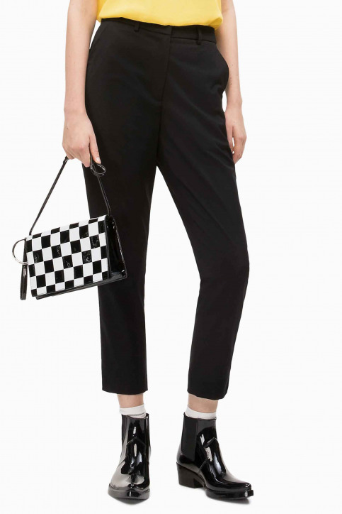 Calvin Klein Handtassen zwart K60K605249_910 CHECKERED img4