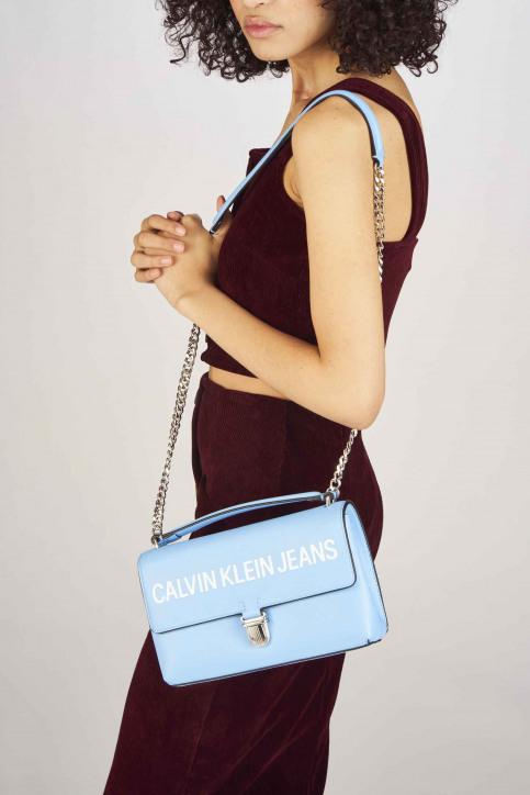 Calvin Klein Handtassen blauw K60K605252_445 ALASKAN BLU img2