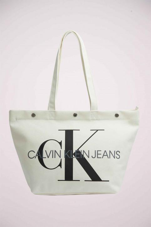 Calvin Klein Sacoches blanc K60K605310_102 BRIGHT WHIT img1