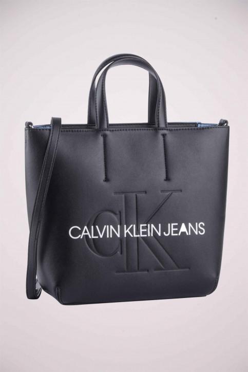 Calvin Klein Handtassen zwart K60K605522001_001 BLACK img1