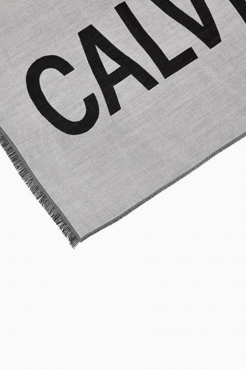 Calvin Klein Echarpes noir K60K605827_BAE BLACK img2