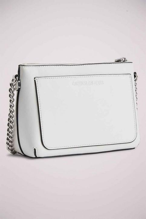 Calvin Klein Handtassen wit K60K607858YAF_YAF WHITE img3