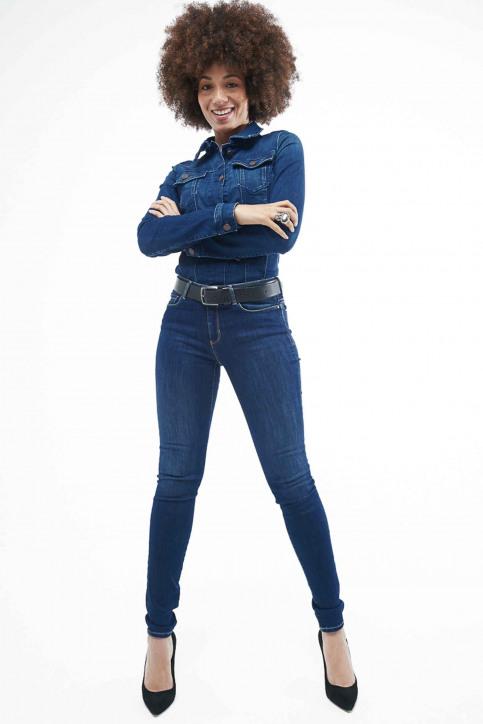 Lee Cooper Jeans slim denim KATO_ANGEL BLUE img3