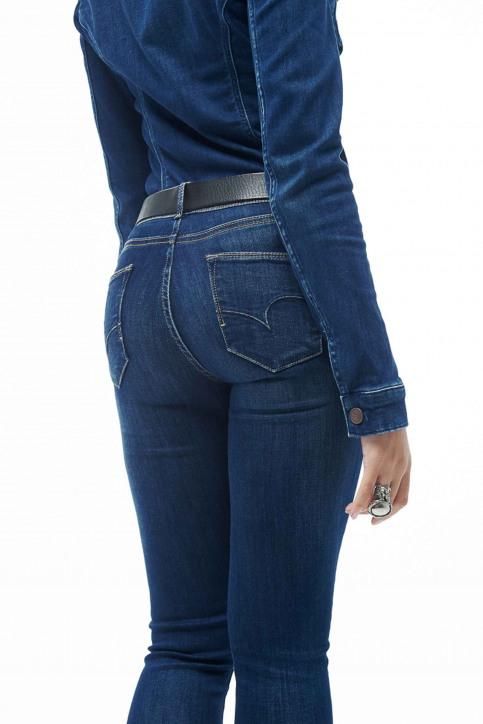 Lee Cooper Jeans slim denim KATO_ANGEL BLUE img4