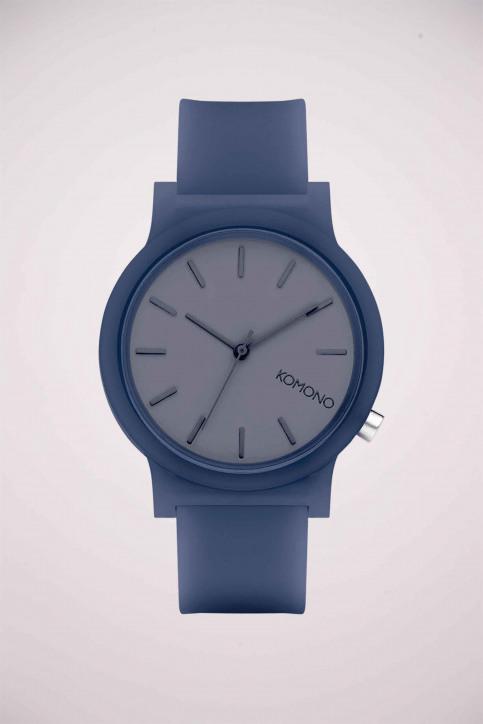 KOMONO Horloges blauw KOMW4307_NAVY img1