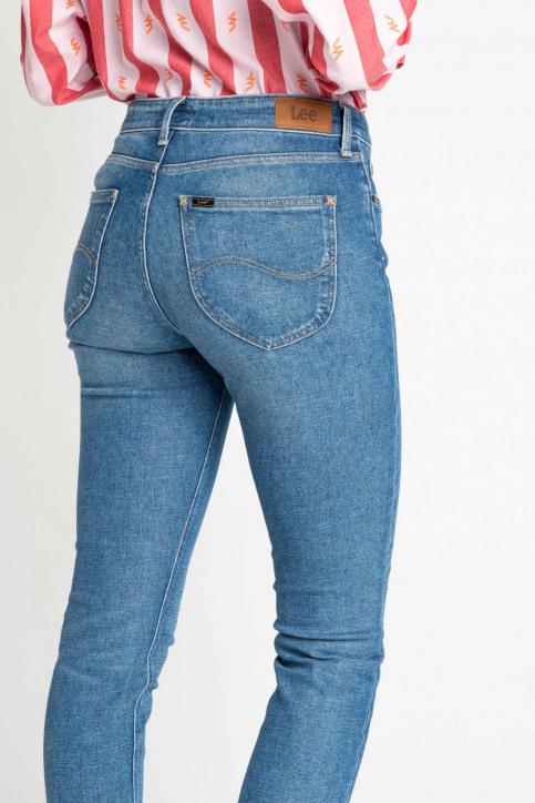 Lee Jeans slim blauw L305DJJF_HACKETT LT BLUE img4