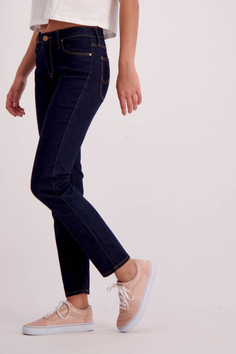 Lee Jeans slim denim L305HA45_ONE WASH img5