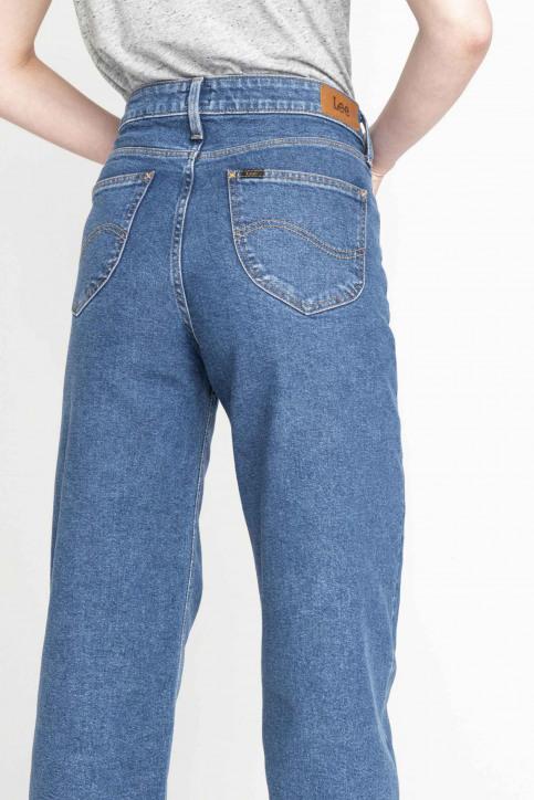 Lee Jeans wide grijs L30SDJJI_MYSTIC img4