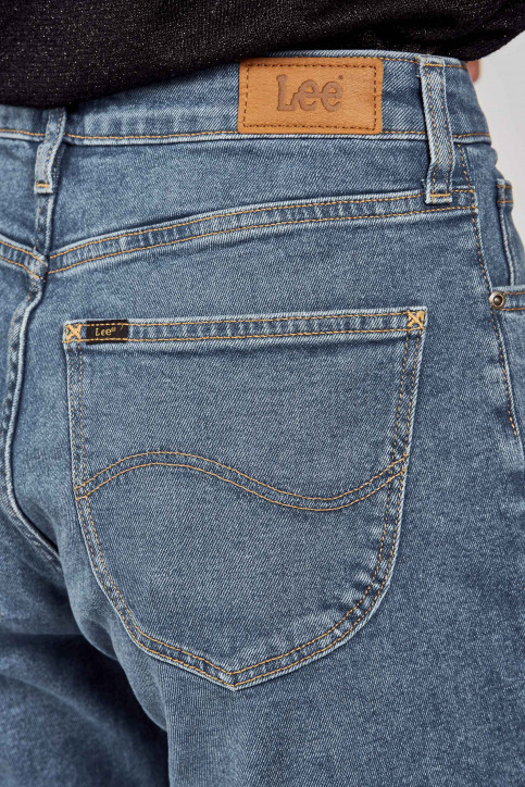 Lee Jeans straight denim L30ULTGX_MID BELLEVUE img3