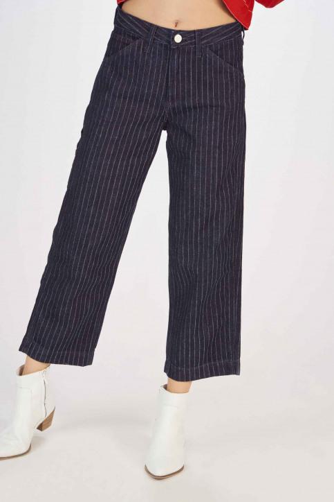 Lee Jeans wide denim L31HEJCA_HUMBUG STRIPE img1