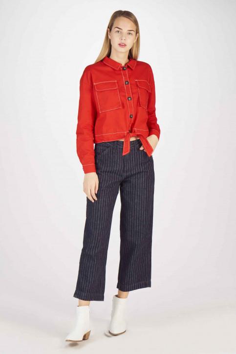 Lee Jeans wide denim L31HEJCA_HUMBUG STRIPE img2