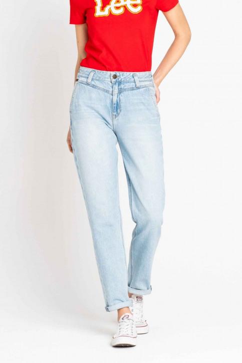 Lee Mom Jeans denim L32HGGSM_GET LIGHT img1