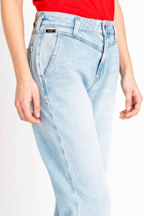 Lee Mom Jeans denim L32HGGSM_GET LIGHT img2