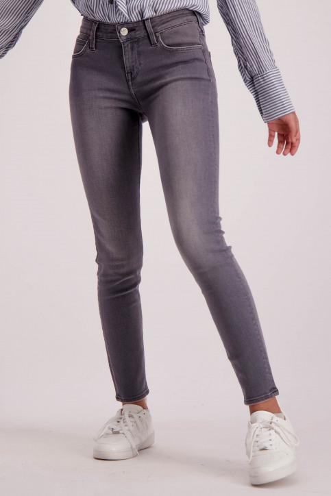 Lee Jeans skinny grijs L526FPRG_GUNMETALMIDGRE img1