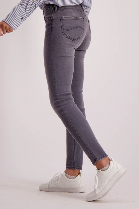 Lee Jeans skinny grijs L526FPRG_GUNMETALMIDGRE img3
