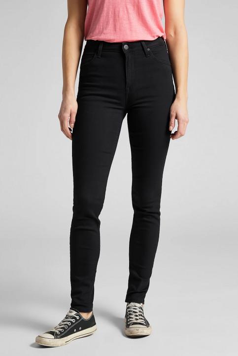 Lee Jeans skinny noir L626AE47_BLACK RINSE img1