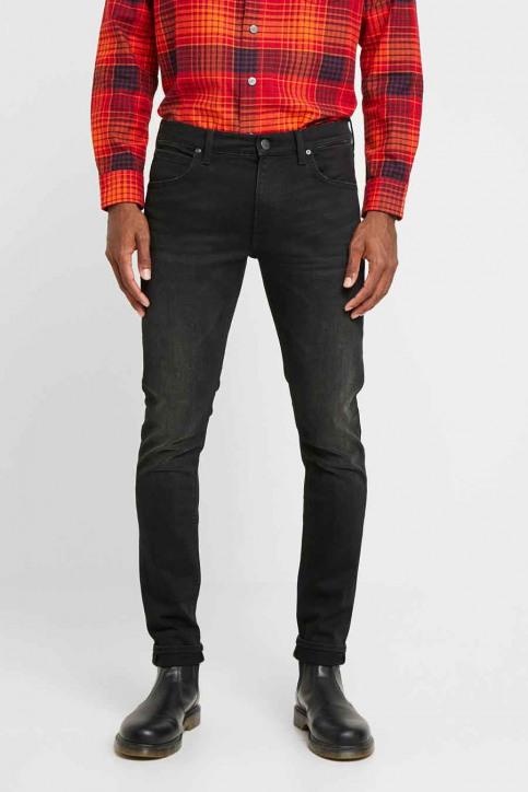Lee Jeans tapered grijs L719IZHL_MOTO BLACK img1