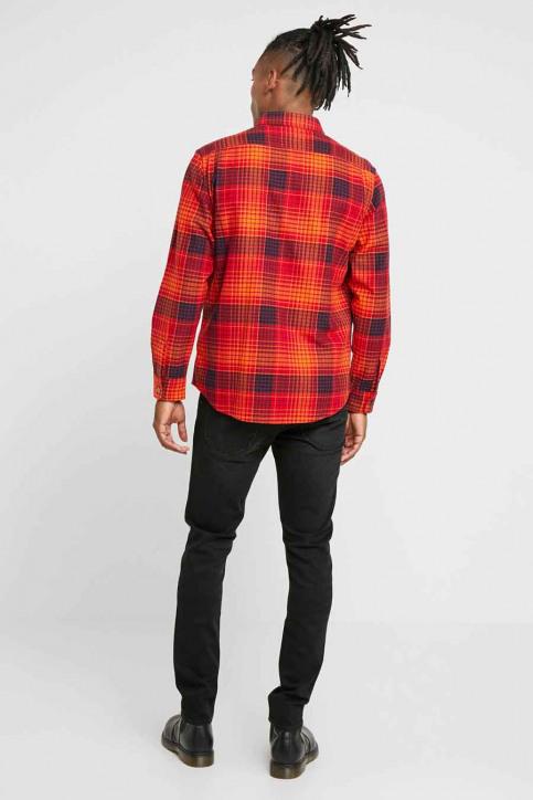Lee Jeans tapered grijs L719IZHL_MOTO BLACK img3