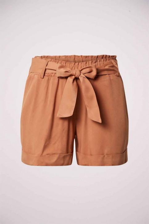 Hailys Shorts beige LA0616455_HAZEL img1