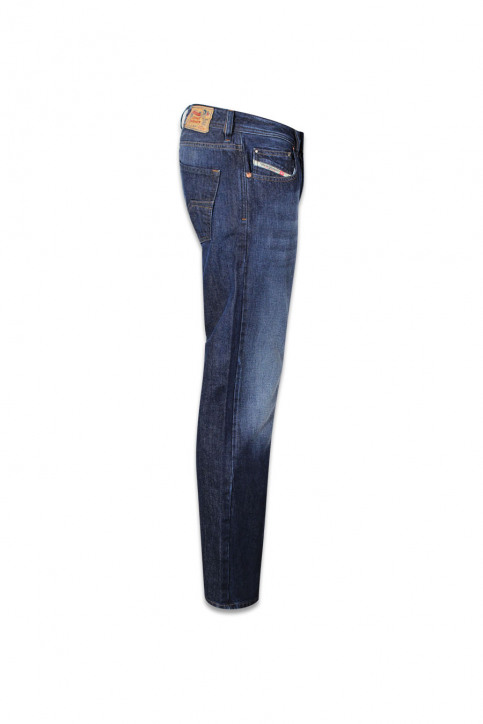 DIESEL Jeans straight denim LARKEE_0823GDARK BLUE img3