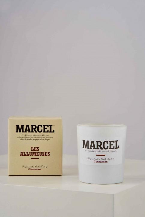 Le Fabuleux Marcel de Bruxelles Dames acc. Lifestyle Kaarsen brun LES ALLUMEUSES_CINNAMON img1