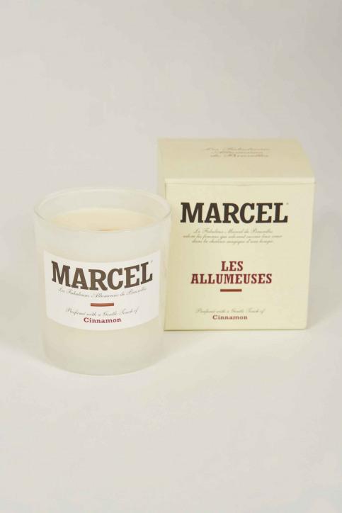 Le Fabuleux Marcel de Bruxelles Dames acc. Lifestyle Kaarsen brun LES ALLUMEUSES_CINNAMON img2