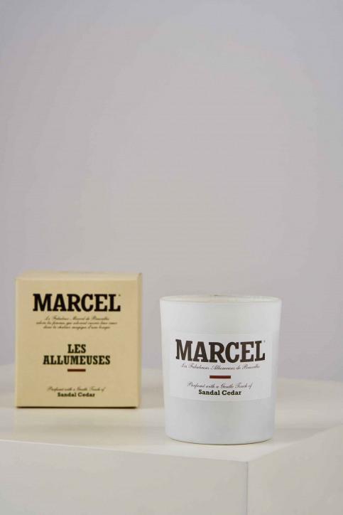 Le Fabuleux Marcel De Bruxelles Cadeaux (autres) brun LES ALLUMEUSES_SANDAL CEDAR img1