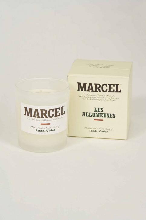 Le Fabuleux Marcel De Bruxelles Cadeaux (autres) brun LES ALLUMEUSES_SANDAL CEDAR img2
