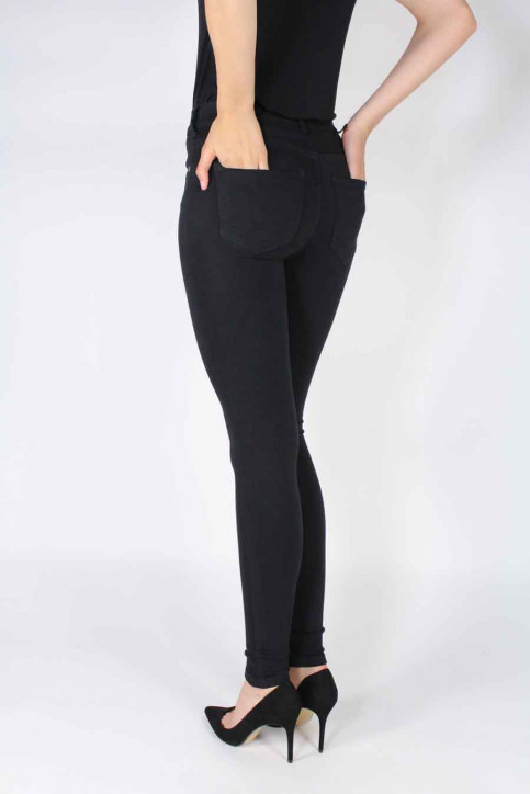Dr. Denim Jeans legging noir LEXY_BLACK img3