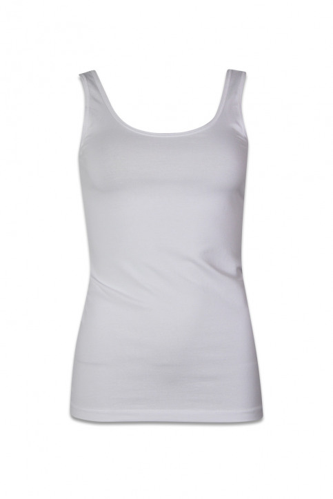 ONLY Singlets blanc LIVE LOVE TANK TOP_WHITE img1