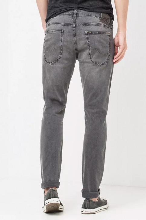 Lee Jeans tapered noir LUKE_BLACK LEAD img3