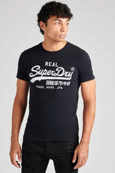 SUPERDRY T-shirts (manches courtes) gris M1010303A_07Q GREY MARL img1