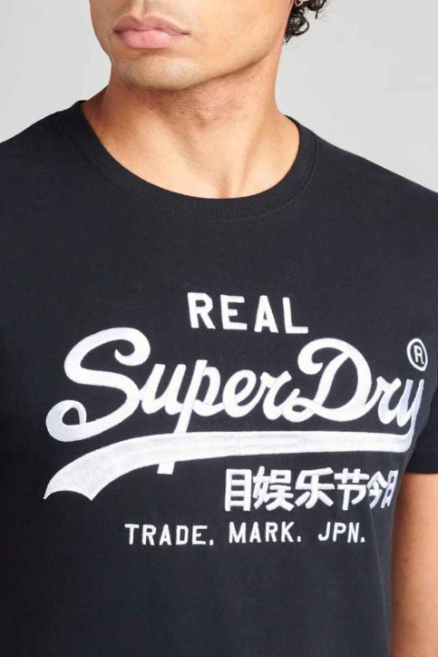 SUPERDRY T-shirts (manches courtes) gris M1010303A_07Q GREY MARL img3