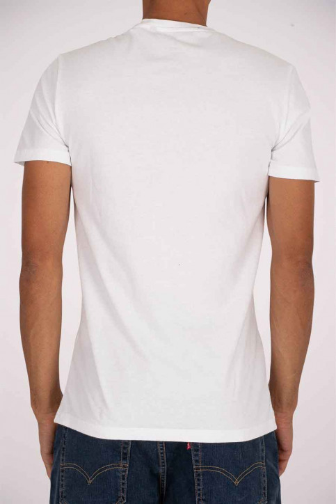 SUPERDRY T-shirts (manches courtes) blanc M1010346A_01C OPTIC img3