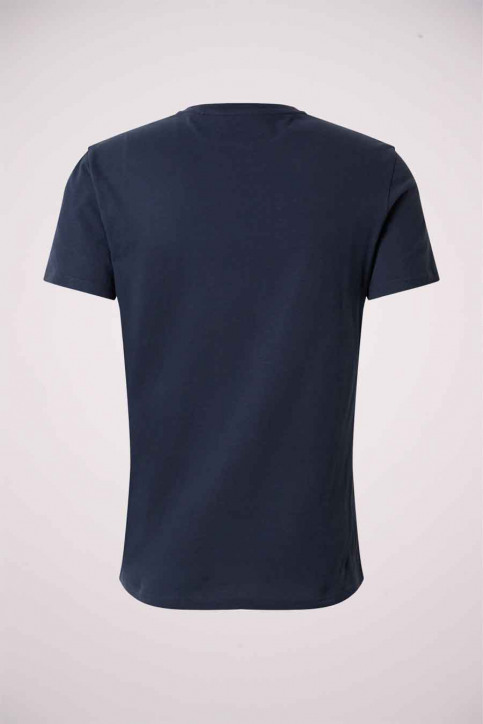 SUPERDRY T-shirts (manches courtes) bleu M1010346A_3RQ MONT NAVY img2
