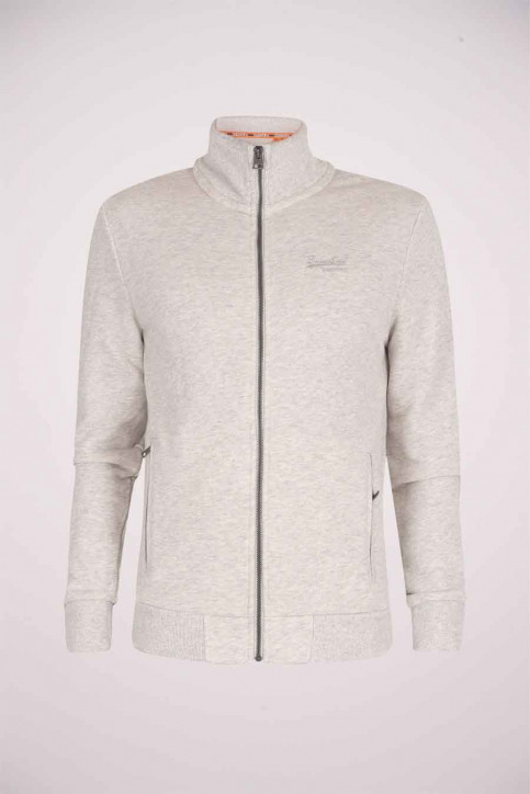 SUPERDRY Gilets rood M2010146A_3DZ PALE GREY B img3