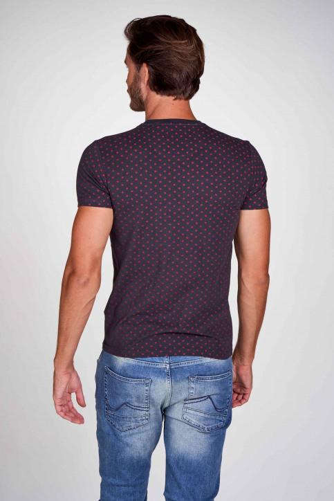 Petrol Industries® T-shirts (manches courtes) gris M3000SPTSR105_9073 RAVEN GREY img3