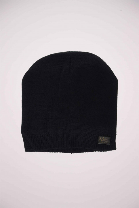 Petrol Industries® Bonnets noir M3090CAP930_9999 BLACK img1