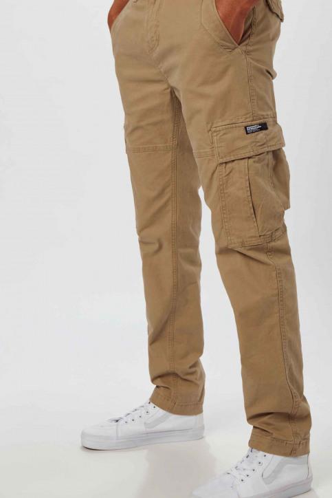 SUPERDRY Broeken beige M7010024A_L3L DRESS BEIGE img3