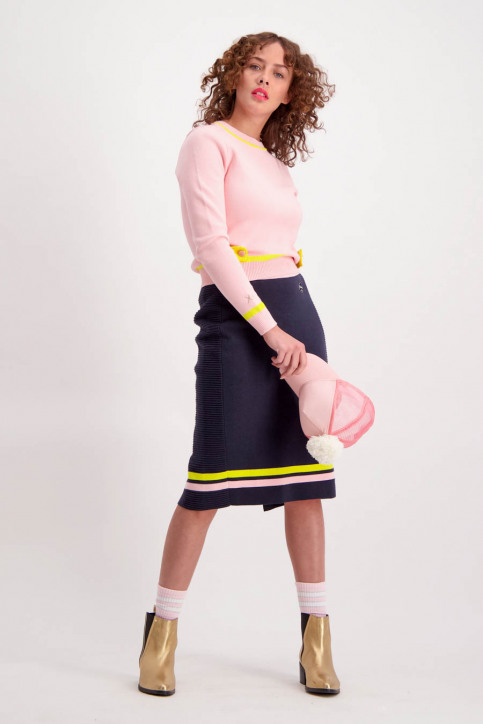 Maurice Casquettes rose MAU CAP S18_PINK img2