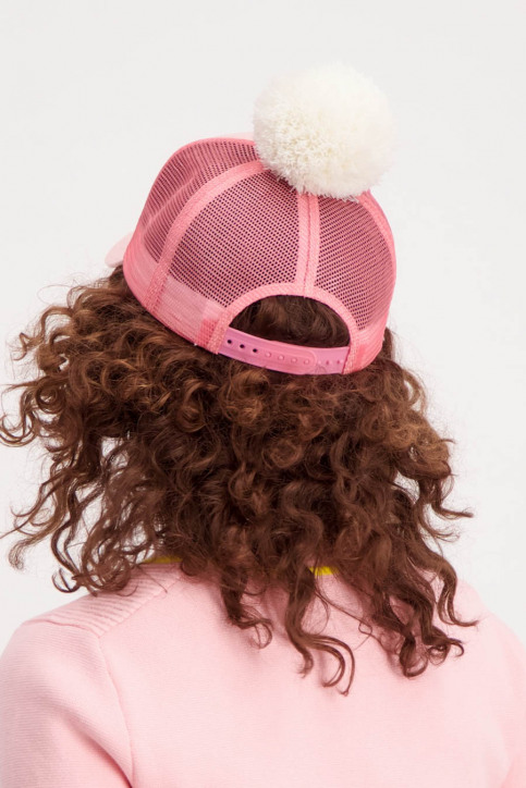 Maurice Casquettes rose MAU CAP S18_PINK img4