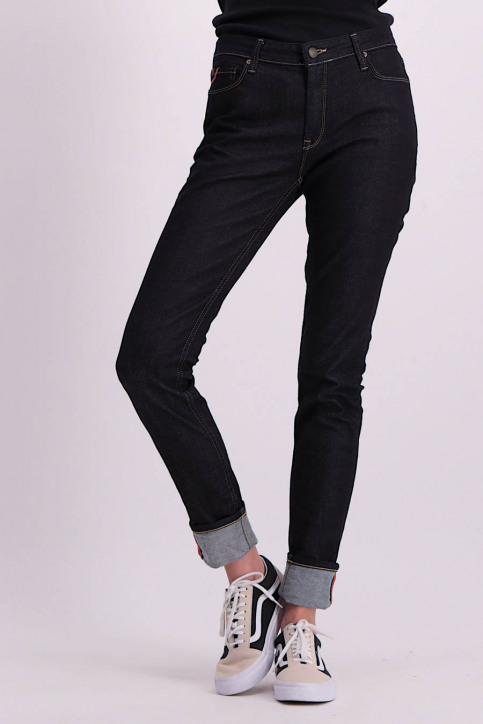 Jeans slim denim MDB LE JEAN WOMEN_DENIM BLUE img1