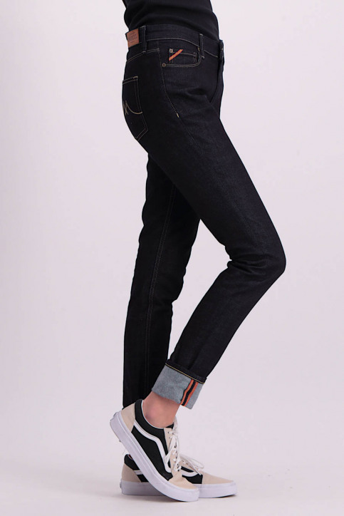 Jeans slim denim MDB LE JEAN WOMEN_DENIM BLUE img4