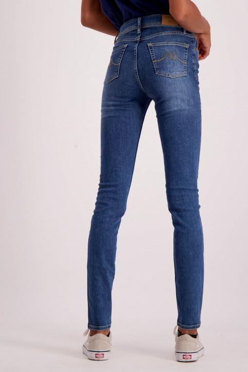 Le Fabuleux Marcel De Bruxelles Jeans skinny denim MDB184WT 007_LIGHT DENIM img3