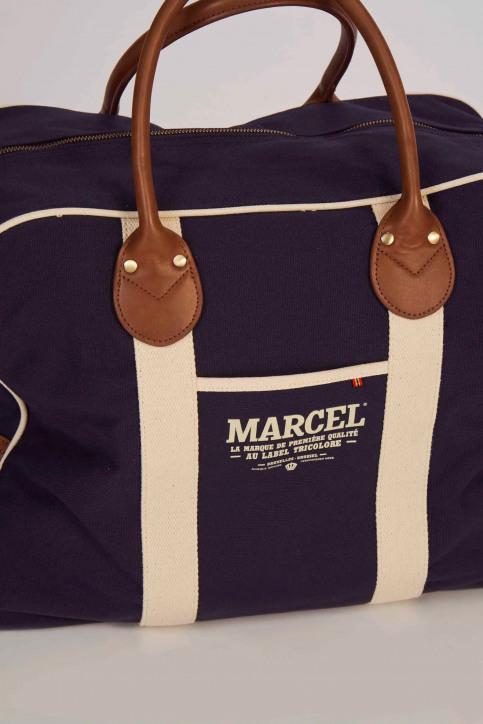 Le Fabuleux Marcel de Bruxelles Sacs en bandoulière bleu MDB191MA 005_NAVY img5