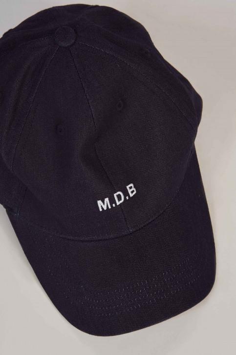 Le Fabuleux Marcel de Bruxelles Casquettes denim MDB191MA 006_DENIM img3
